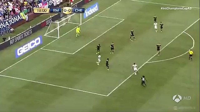 Marcelo Second Goal HD - Real Madrid 2-0 Chelsea International Champions Cup 30.