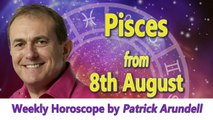 Pisces Weekly Horoscope from 8th August 2016