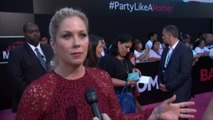 Christina Applegate Wants Control At 'Bad Moms' Premiere