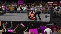 WWE 2K16 taz v eddie guererro highlights