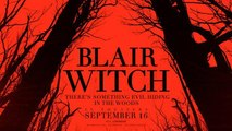 BLAIR WITCH Bande annonce
