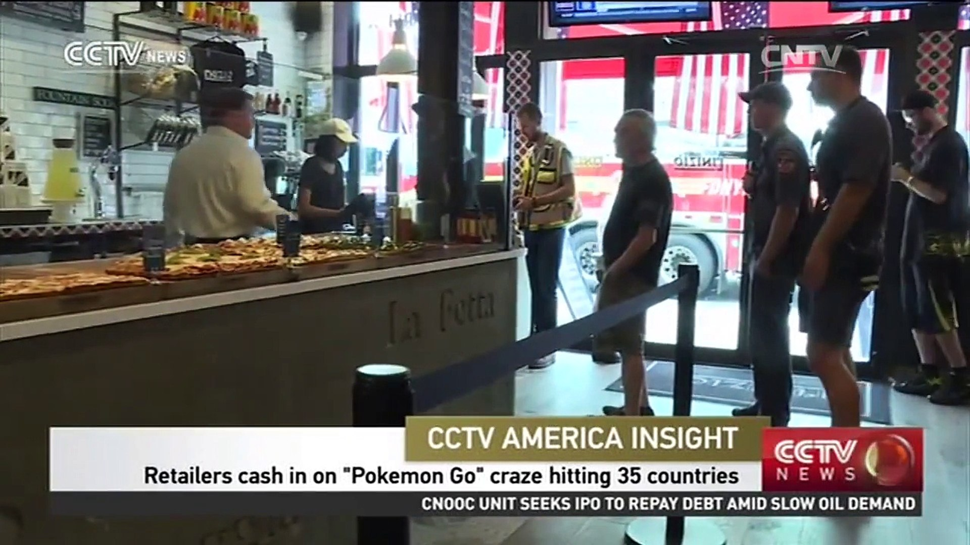 Retailers cash in on Pokemon Go craze hitting 35 countries Video