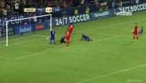 Le joli but de Jonathan Ikoné après un contre parfait - PSG  vs. Leicester - International Champions Cup