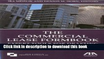 Ebook The Commercial Lease Formbook: Expert Tools for Drafting and Negotiation Free Online