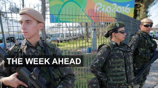 Week Ahead: Rio Olympics, UK rate decision