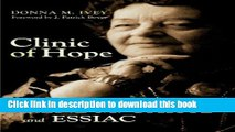 Read Clinic of Hope: The Story of Rene Caisse and Essiac Ebook Online