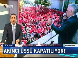 Murat Erçin'le Son Saat 29 Temmuz 2016