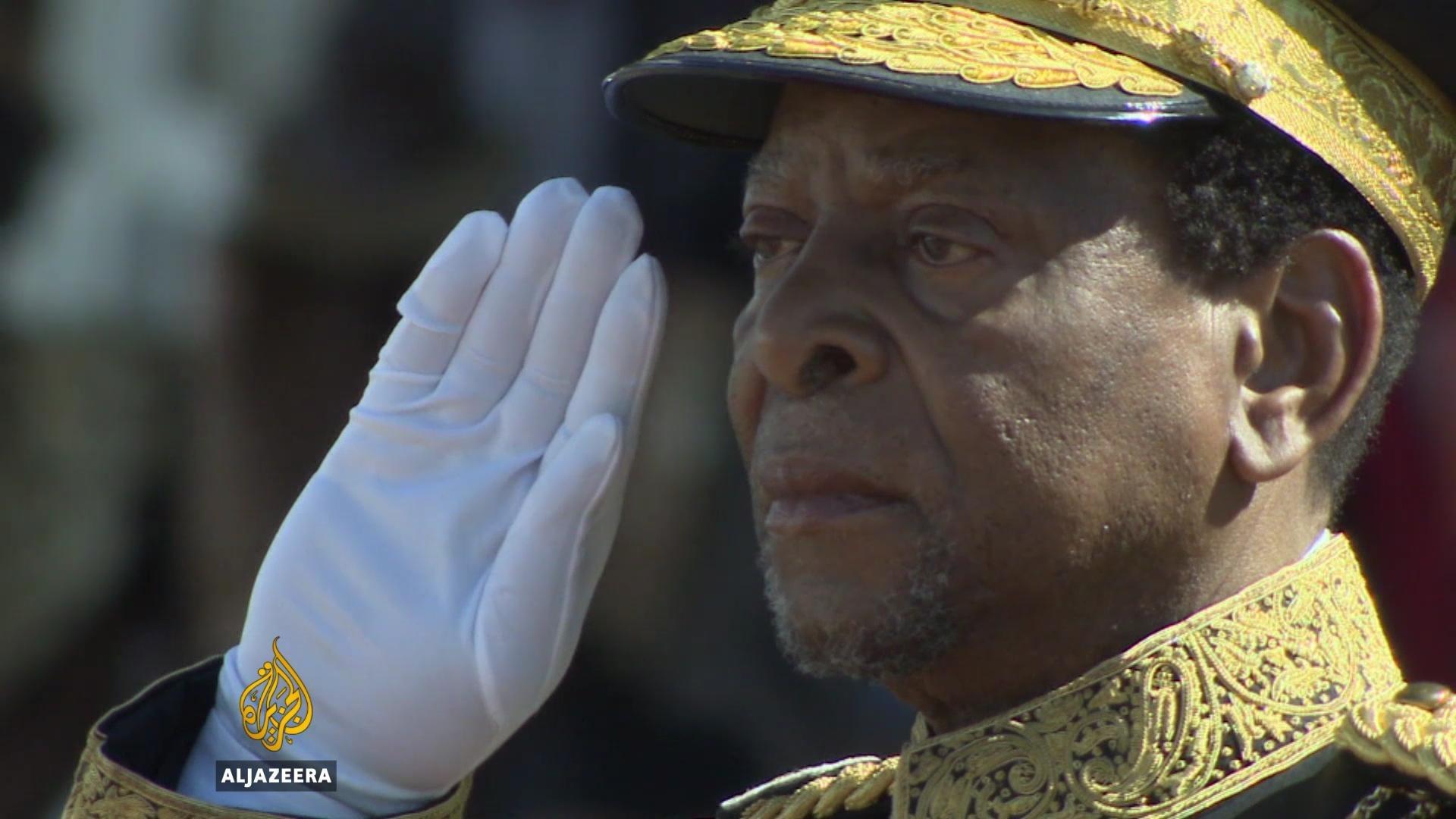 South Africa's Zulu King celebrates birthday
