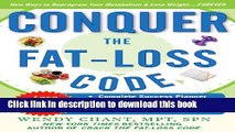 Books Conquer the Fat-Loss Code (Includes: Complete Success Planner, All-New Delicious Recipes,