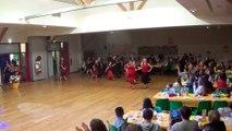 Danses à deux à Douarnenez – gala 2016- enfants danse en ligne
