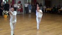Danses à deux à Douarnenez – gala 2016- Samuel & Jessie  -  danse en ligne