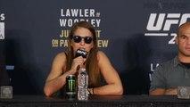 Karolina Kowalkiewicz thinks UFC champ Joanna Jedrzejczyk is scared to fight her