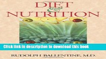 Download Diet and Nutrition A Holistic Approach By Rudolph