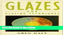 Ebook Glazes and Glazing Techniques Free Online