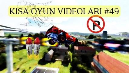 Türkiye'de Park Yeri Kapmak - Kısa Oyun Videoları #49