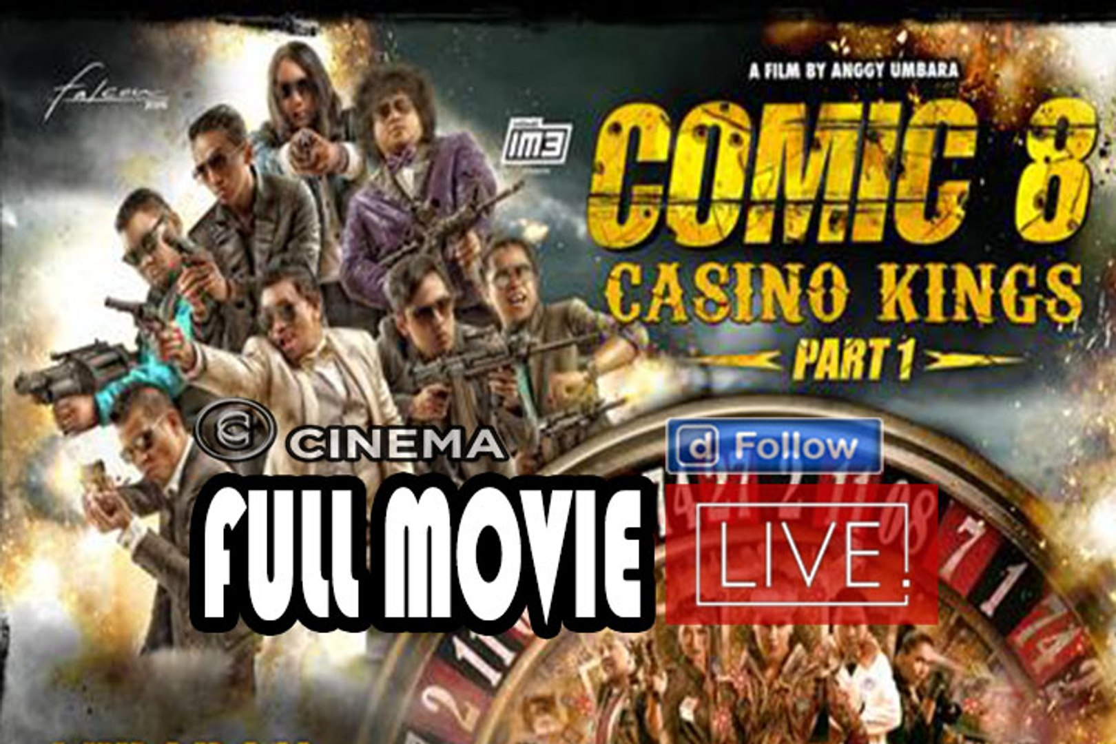 Comic 8 Casino Kings Part1 Sessions 2 Video Dailymotion