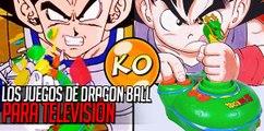 Los Juegos de Dragon Ball para Televisión