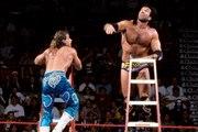 Shawn Michaels vs. Razor Ramon IC Title Ladder Match-Summerslam 1995