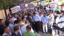 Cizrede'de Sivil Toplum Örgütlerinden Darbeye Karşı Protesto