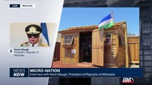 Interview with Kevin Baugh, President of Republic of Molossia