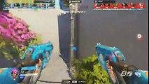L'aim made in quake - Overwatch