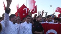Fetö'nün Darbe Girişimine Tepkiler - Türkiye Pastacılar Birliği