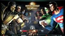 HYPE & RAGE: Mortal Kombat Vs. DC Story Mode