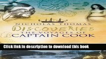 Books Discoveries: The Voyages of Captain Cook Free Download