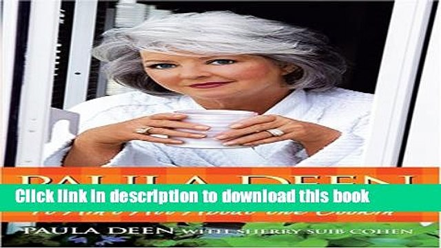 Ebook Paula Deen: It Ain t All about the Cookin  (Thorndike Biography) Free Online