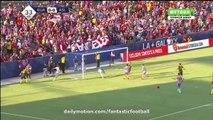 Rob Holding DEBUT Goal HD - Chivas Guadalajara 0-1 Arsenal FC - Friendly 31.07.2016 HD[1]