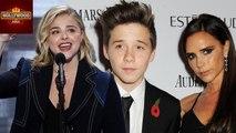 Chloe Moretz Speech Has IMPRESSED Brooklyn Beckham's Mom | Democratic National Convention | Hollywood Asia