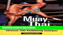 Ebook Muay Thai: Advanced Thai Kickboxing Techniques Full Online