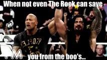 WWE Anti-Roman Reigns Crowds Roman SUCKS!! Crazy WWE CROWD HD