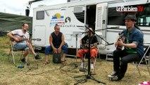 Le live du camping car : Tryo chante «Souffler  »