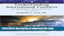 Books Understanding International Conflicts: An Introduction to Theory and History (Longman