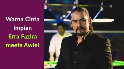 Warna Cinta Impian - Erra Fazira meets Awie
