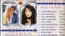 Dalena, Mỹ Huyền - Album Tặng Phẩm Tình Yêu 4
