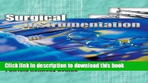 Books Surgical Instrumentation (Phillips, Surgical Instrumentation) Full Online