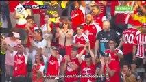 0-2 Alex Oxlade Chamberlain Goal HD - Chivas Guadalajara 0-2 Arsenal 31.07.2016 HD