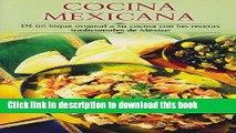 Pdf Cocina Mexicana De Un Toque Original A Su Cocina Con