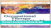 Books Occupational Therapy in Mental Health: A Vision for Participation Free Download