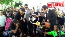 Tabur Bunga di Makam Mike, Ibunda Titihkan Air Mata - Cumicam 02 Agustus 2016
