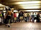 Hip Hop dans le métro de New York