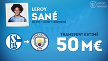 Officiel : Leroy Sané débarque à Manchester City