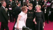 """Julie Depardieu évoque son amitié avec Julie Gayet """"Elle est comme un membre de ma famille"""" (VIDEO)"""