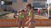 [Replay] Beach Volley Open Beach des Cotes d'Armor - Petite Finale Femme
