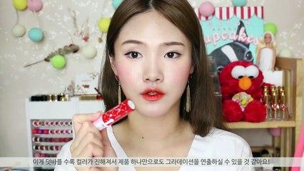 어퓨 X 윤쨔미 님 컬렉션 공개 ♪ 뚜둥!! [Review] A'PIEU X Yooncharmi collection|SSongYAng