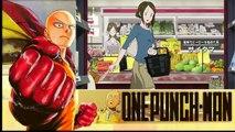Trailer de l'anime de One Punch Man