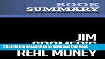 Books Summary: Jim Cramer s Real Money - James Cramer: Sane Investing in an Insane World Full