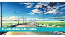 Ebook A Sky Longing for Memories: The Art of Makoto Shinkai Free Download